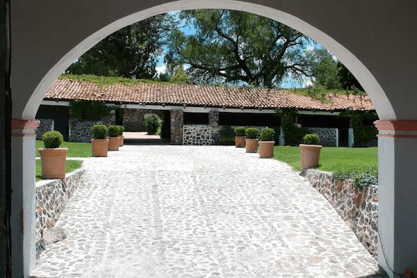 Terrenos Campestre del Lago Querétaro hacienda