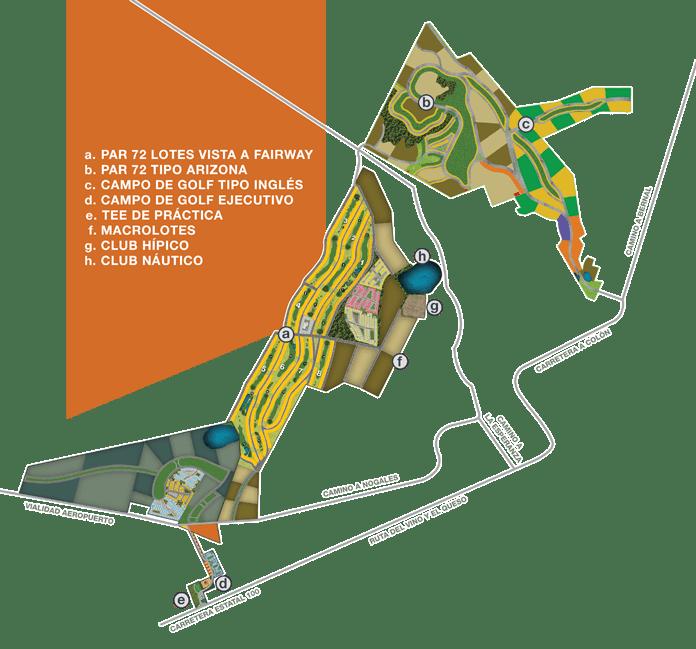 Terreno en El Roble Residencial Master Plan Full