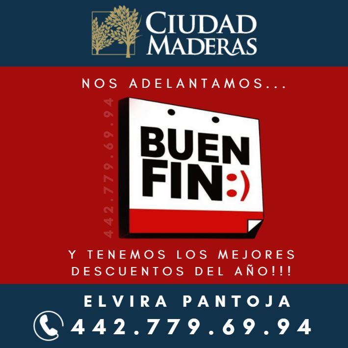 Buen fin Ciudad Maderas