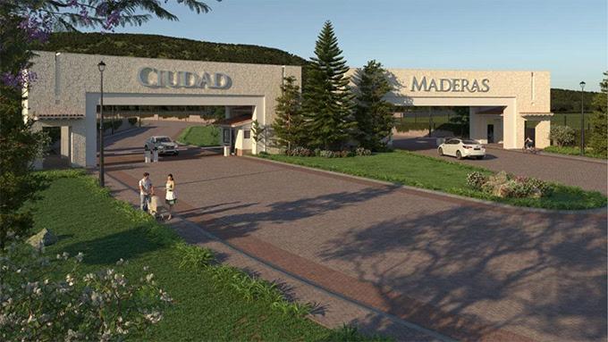 Acceso Ciudad Maderas Norte