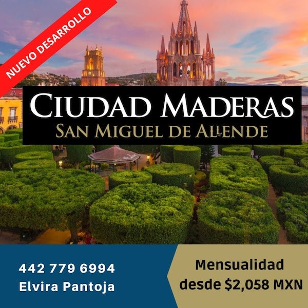 Ciudad Maderas San Miguel de Allende Guanajuato